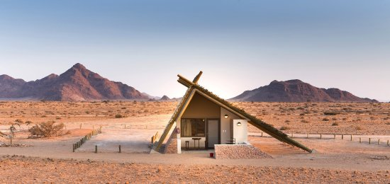 Windhoek, Namibia: When in the desert, we stay at Taleni lodges, including Desert Camp & Desert Quiver Camp