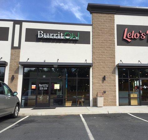 Zion Crossroads, Wirginia: BurritOH