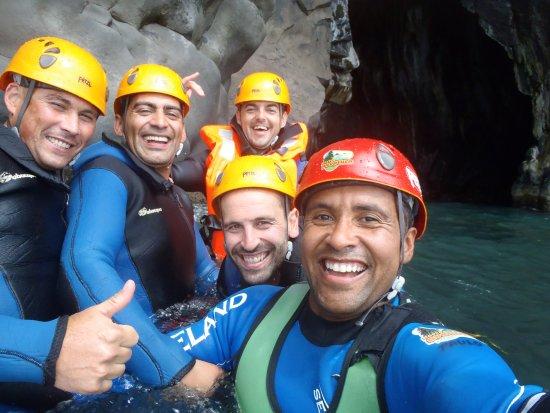 Ponte de Lima, Portugal: Coastering in Funchal (LIDO)