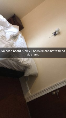 ‪‪Ilford‬, UK: These are the real pictures of the hotels rooms.‬