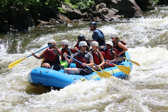 Raft Outdoor Adventures : So much fun!