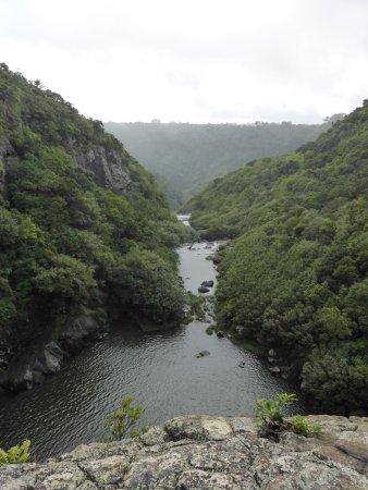 Riviere Noire: Tamarin Wasserfälle