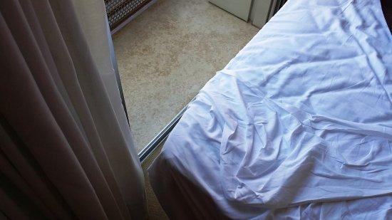 Hotel Rosanna: quasi non si riusciva a chiudere la finestra