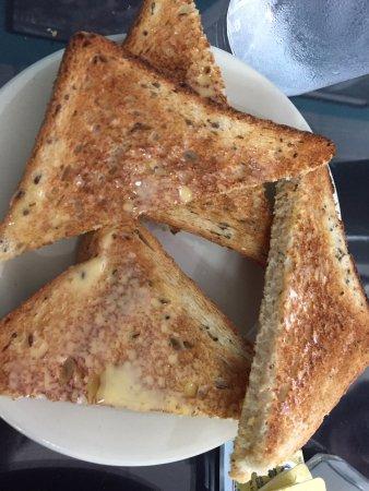 Fruitland Park, Floride : rye toast