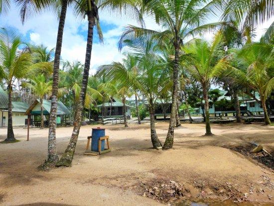 La Simplicite, Surinam: Overbridge River Resort