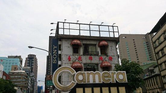 Camera Street: 照相機街外照