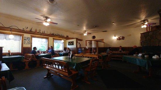 Berkeley Springs, Virginia Occidental: Interior