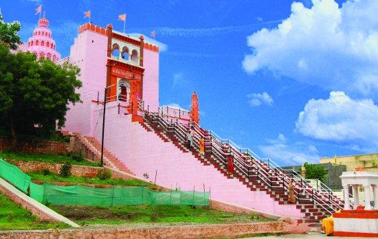 Matsyodari Devi Temple
