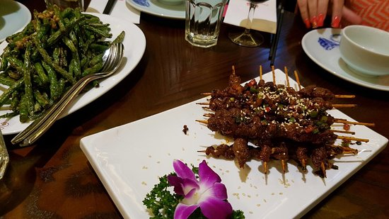 Yarra, Australia: Excellent Chinese food.