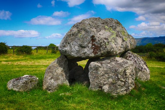 Carrowmore Megalithic Cemetery: Tomb 4