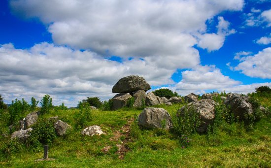 Carrowmore Megalithic Cemetery: Tomb 7
