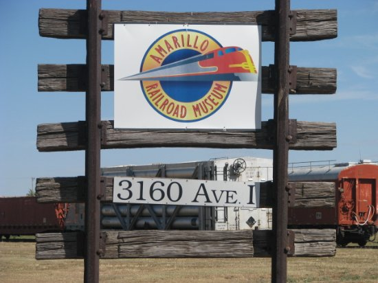 ARM Pole sign - 3160 Ave I - Amarillo, TX 79108