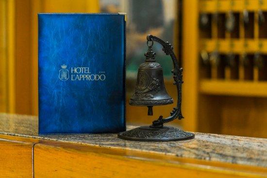 Hotel L'Approdo - reception