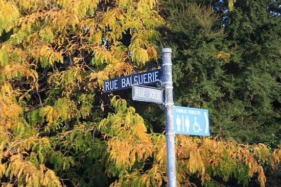 Акароа, Новая Зеландия: petit ville