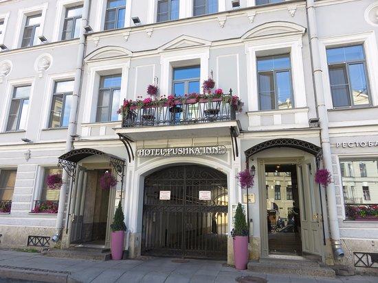 Pushka Inn Hotel Reviews