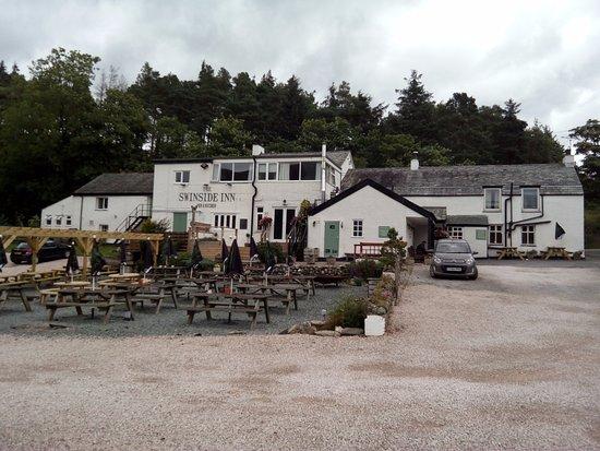 Newlands Valley, UK : Swinside Inn