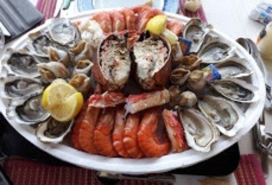 L 39 ecailler du port carqueiranne restaurantbeoordelingen tripadvisor - Restaurant carqueiranne port ...