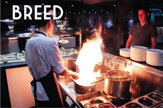 Wok Foto Van Wereldrestaurant Breed Leek Tripadvisor
