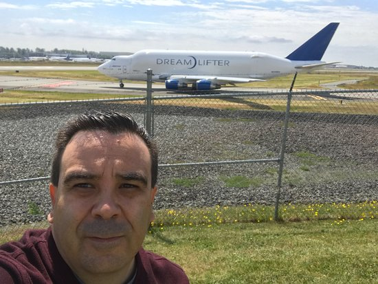Mukilteo, WA: Got to see the dreamlifter