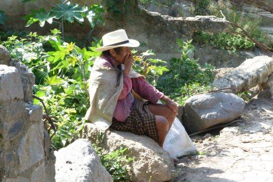 Lake Atitlan, Guatemala: Siesta