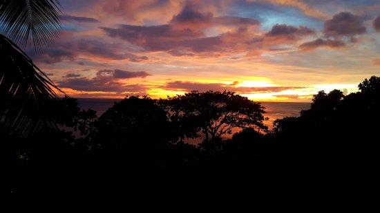 Salisbury, Dominique : sunset
