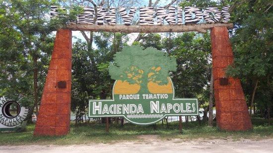 Parque Temático Hacienda Nápoles: 20170703_110700_large.jpg