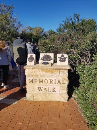 North Head Sanctuary: Memorial Walk