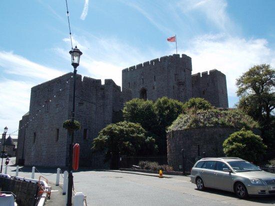 Castletown, UK: Castle Rushen Isle of Man