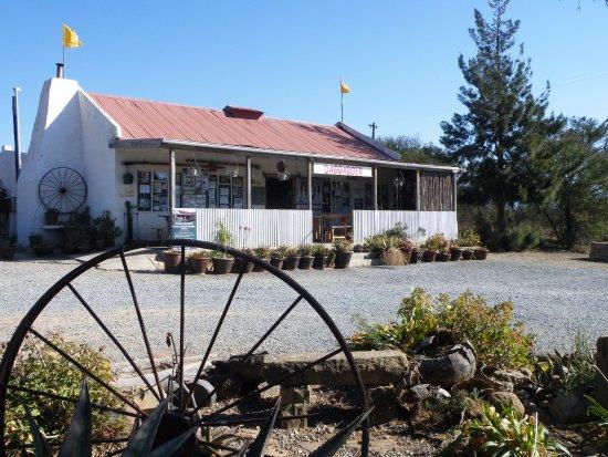 Cradock, South Africa: Daggaboer Farm Stall
