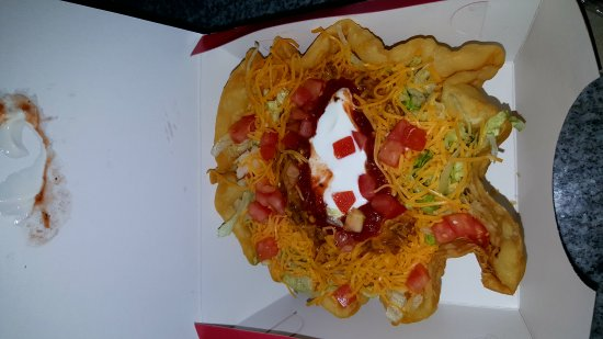 Wellington, Colorado: Taco John's