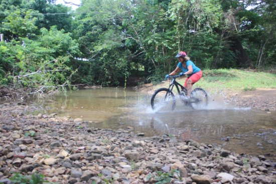 La Cruz, Costa Rica: Around The Bike House