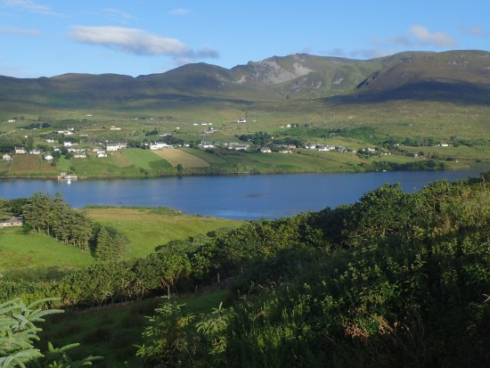 Kilcar, Ireland: View from the grounds