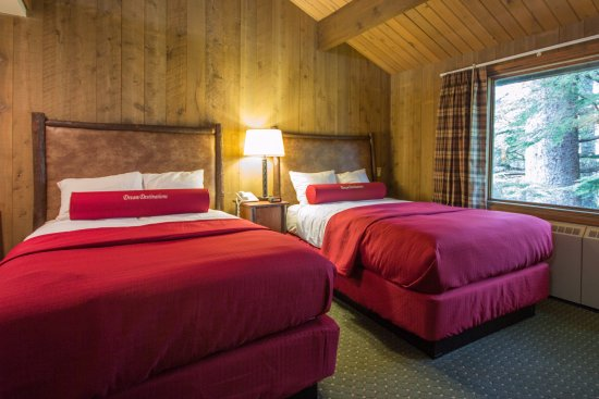 Glacier Bay Lodge: Enjoy our updated rooms.