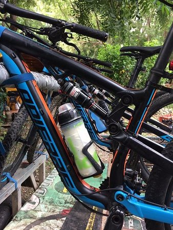 La Cruz, Costa Rica: Lapierre full suspension fleet