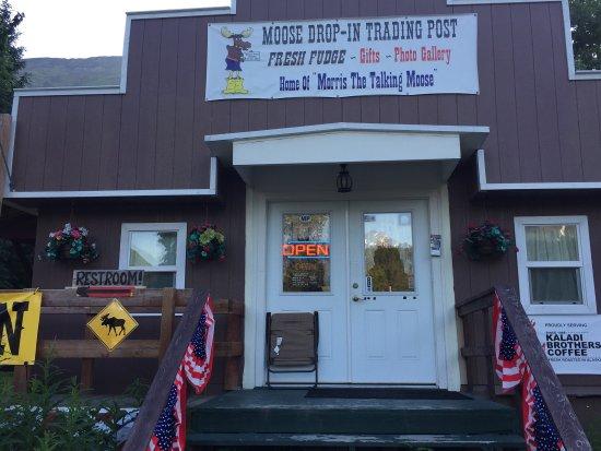 Moose Pass, AK: Moose Drop-In Trading Post