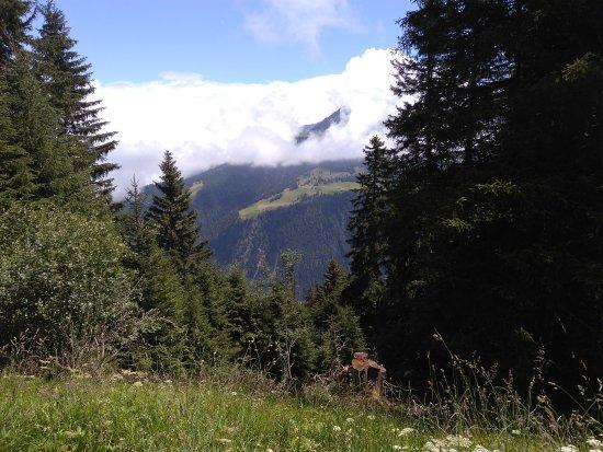 Malix, สวิตเซอร์แลนด์: Op de Brambrüesch