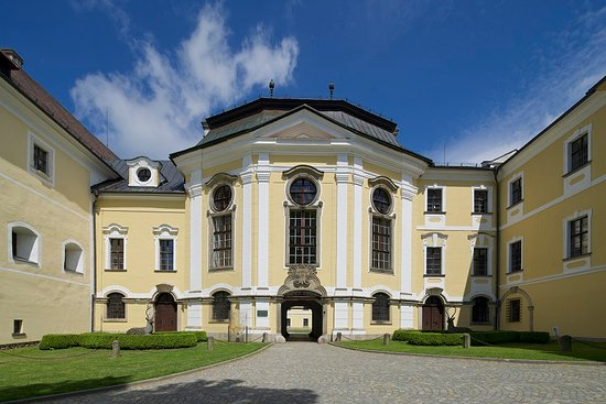 Zdar nad Sazavou, Tsjekkia: Prelatura