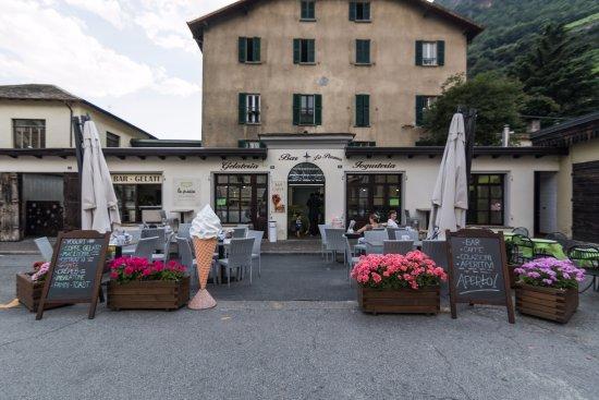 La Piazza Idee Di Freschezza Tirano Restaurant Reviews
