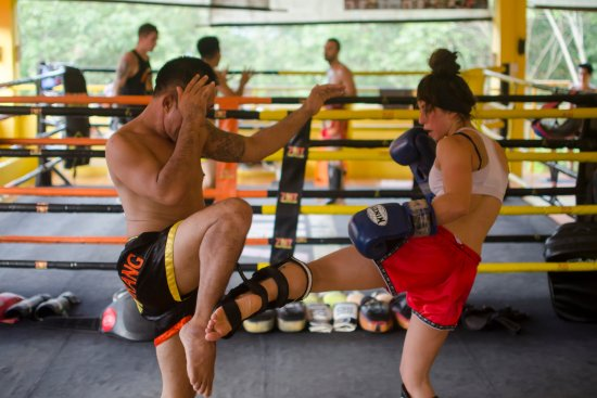 Chak Phong, Tayland: Nak Muay Package 7muaythai gym