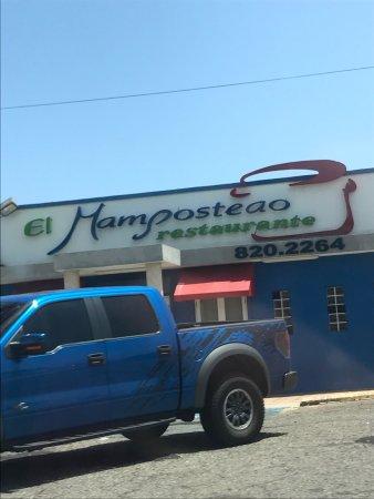 Restaurante El Mamposteao: Mamp