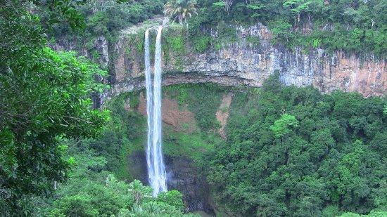 Flic En Flac: cascata di Chamarel