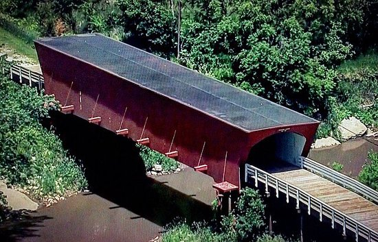 Winterset, IA: Bridges of Madison County, Iowa