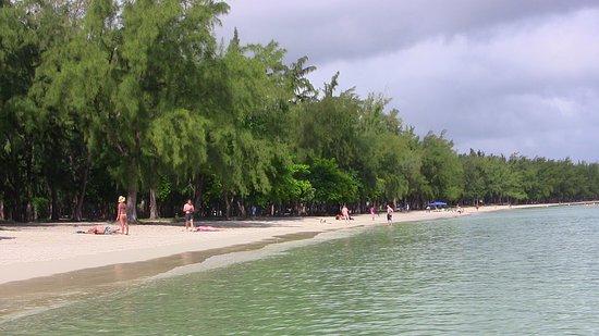 فليك إن فلاك: spiaggia di Mont Choisy