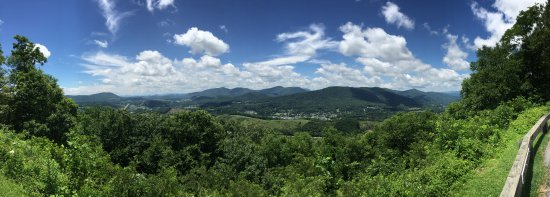 Jefferson, NC: Pretty views