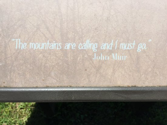 Jefferson, NC: Perfect quote