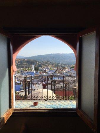 Dar Meziana: View from bathroom window