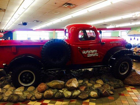 Walcott, IA: Iowa 80, World's Largest Truck Stop