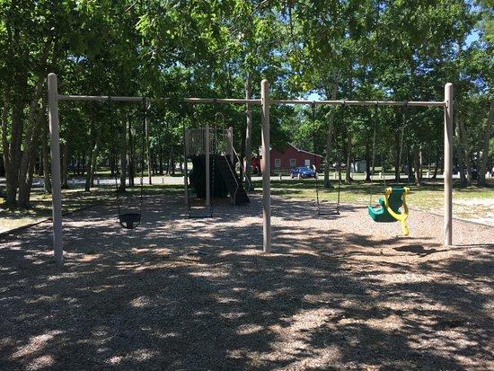 Waretown Lake & Recreation Area: Play area