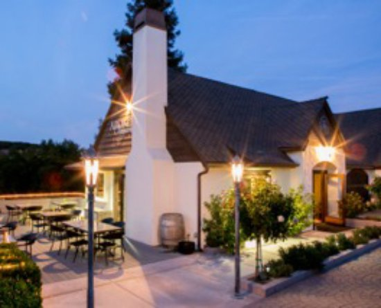 Templeton, Californie : Night time at the Tasting Room