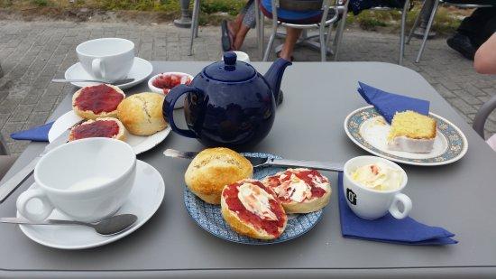 Sennen Cove, UK: Cream Tea-rific